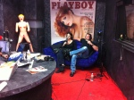 Proud to be guests on the Playboy Morning Show, March 2011. Kevin Klein then created our show 4 hours later.